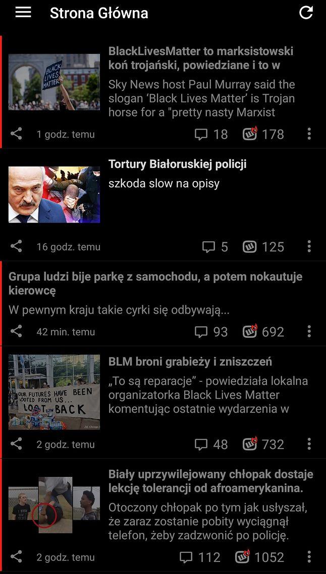BLM, czyli odległa sprawa, którą żyje przeciętny polski internauta