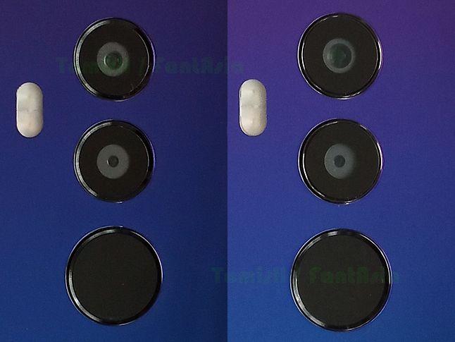 S5K3P8 (małe oczko) - S5K2P7 (duże oczko)