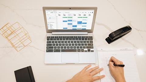 Kalendarz Google będzie zapisywać miejsce pracy. Pozwoli również na jego udostępnianie