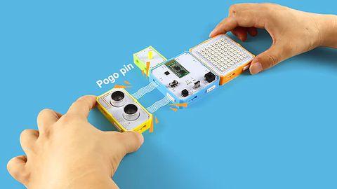 Crowbits — kolejny niezwykły produkt do nauki STEM od Elecrow