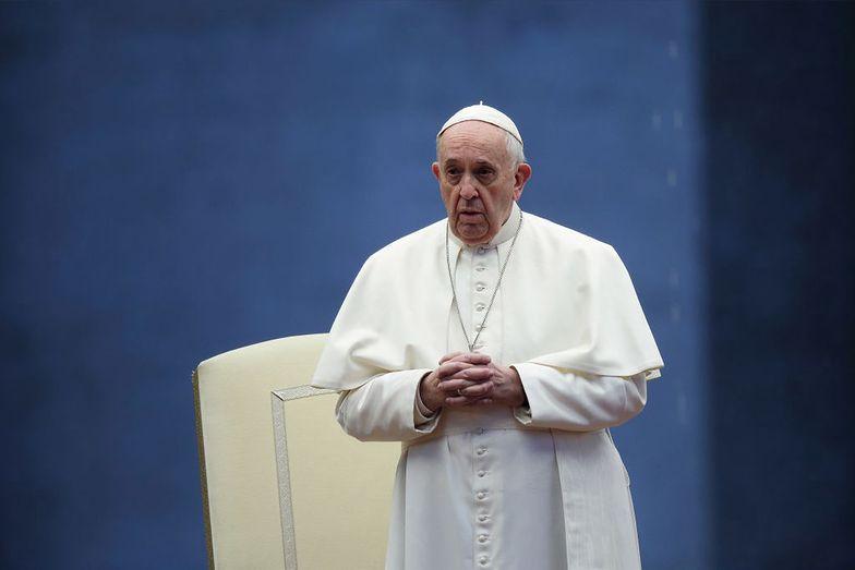 """Papież Franciszek o pedofilii w Kościele. """"Czeka nas ogromny wstrząs"""""""