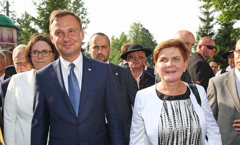 Beata Szydło prezydentem? Wyciekł plan PiS