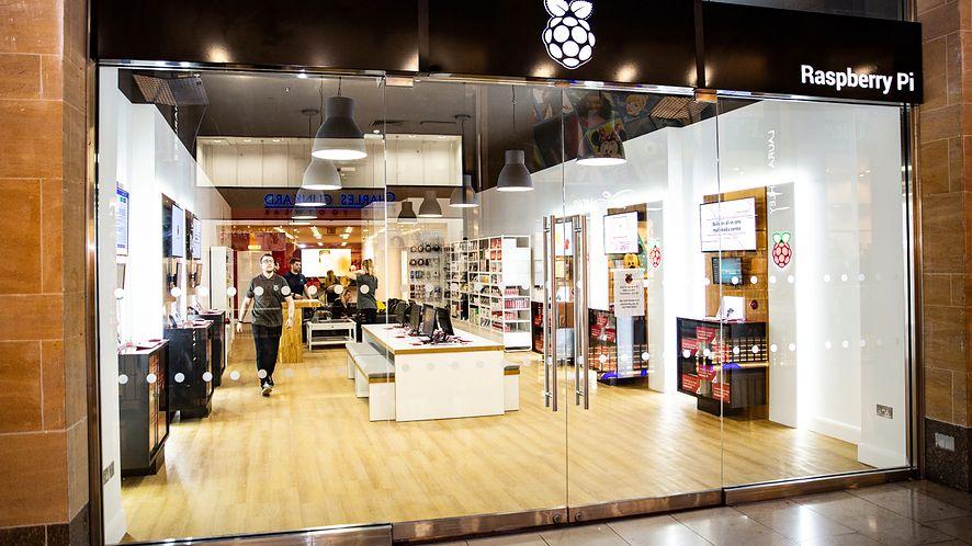 Raspberry Pi ma w Cambridge swój pierwszy firmowy sklep / raspberrypi.org