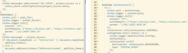 Porównanie kodu dodatków pozwoliło utworzyć wzorce i w konsekwencji rozpoznać większą liczbę szkodliwych aplikacji, źródło: Cisco Duo Security.