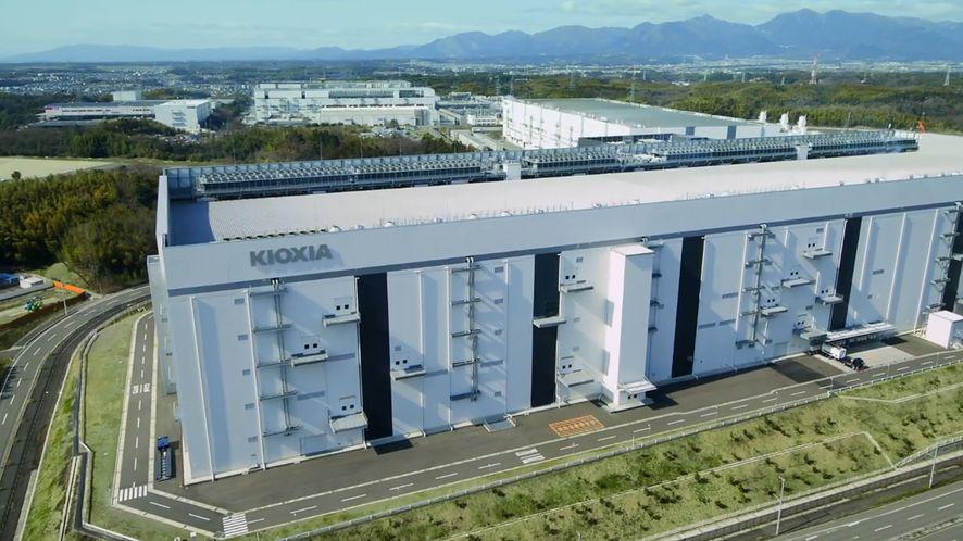Kioxia - fabryka