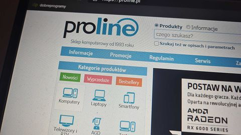 Halo, Proline.pl, właśnie robicie wizerunkowe seppuku