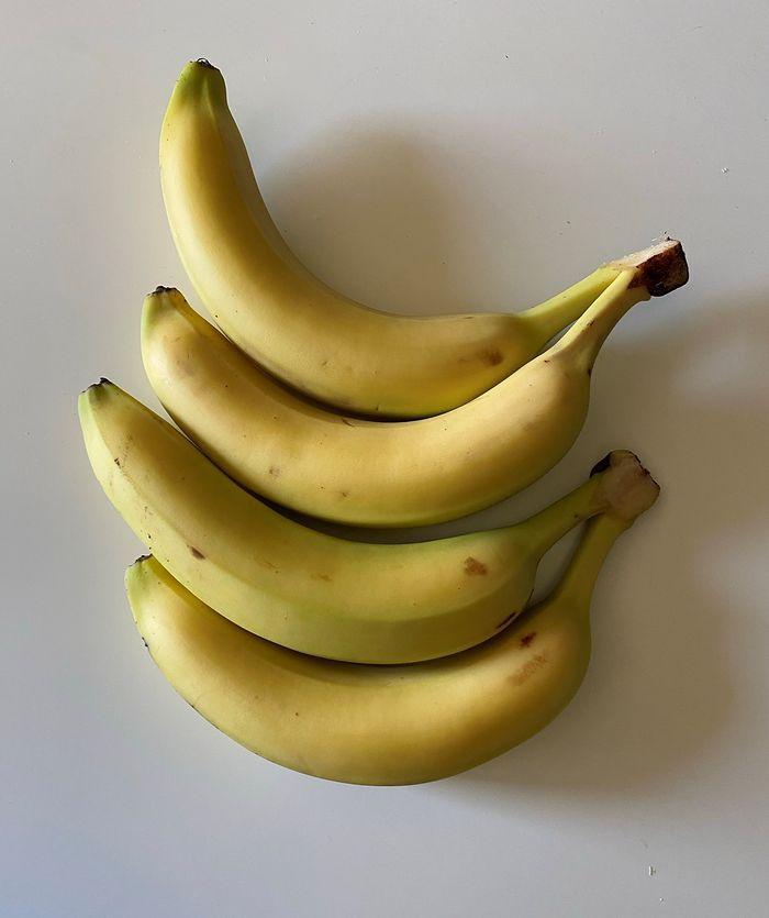 Sprawdziliśmy jak przechowywać banany. Na zdjęciu: próbka testowa