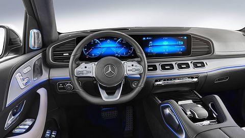 Nowy Mercedes-Benz GLE – naszpikowany technologiami