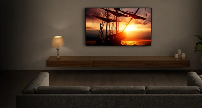 Sony OLED A8, fot. Sony