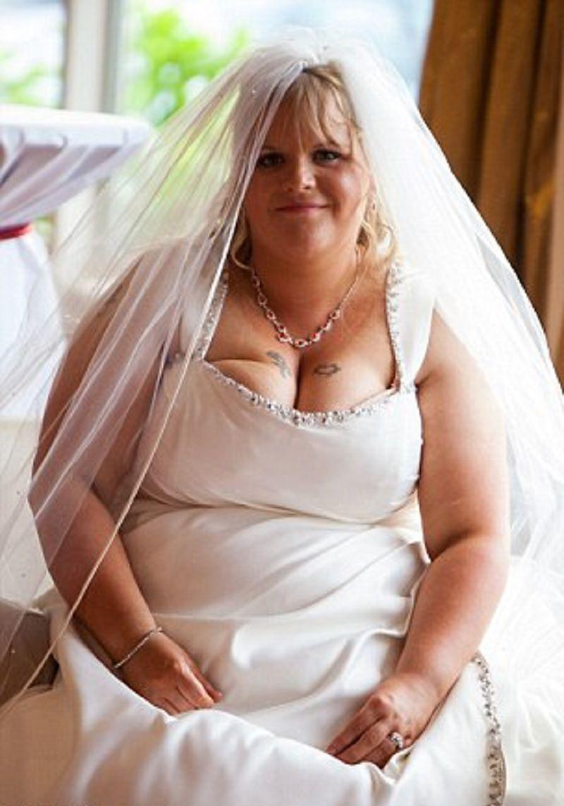 Problemy z suknią ślubną