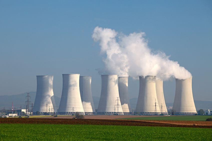 Pracownicy elektrowni atomowych