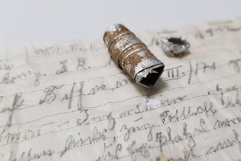 Niesamowite odkrycie. Odnaleziono wiadomość sprzed ponad 100 lat