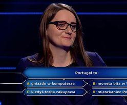 """""""Milionerzy"""". Padło pytanie o """"portugał"""". Wygrałbyś 75 tys. zł? Sprawdź"""