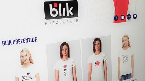 BLIK otworzył sklep internetowy. Sprzedaje m.in. kubki, koszulki i bluzy