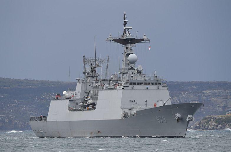 Napięcie na linii Chiny-USA. Przepędzili okręt marynarki wojennej