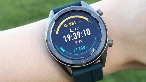 Aktywny dzień z Huawei Watch GT. Sprawdziłem smartwatch, który zachęca do regularnego ruchu