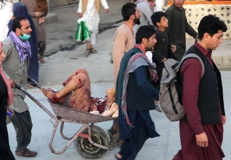 Afganistan. ISIS przyznało się do zamachu