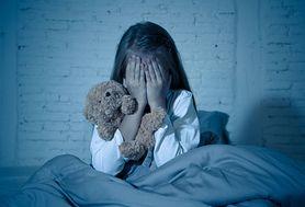 Dziecko boi się ciemności