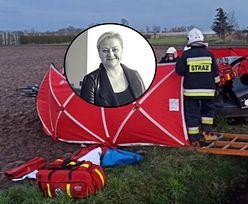 Tragedia w Książenicach. Kilkadziesiąt minut walczyli o życie nauczycielki