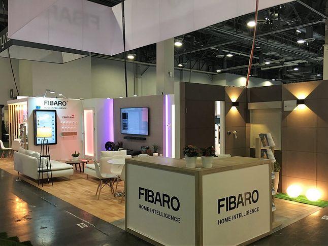 Stanowisko FIBARO wygląda jak całe mieszkanie / Facebook FIBARO