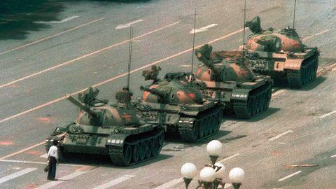 Microsoft chce zmieniać historię - Tank Man ocenzurowany