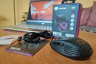Cooler Master MM720 - mysz dla graczy w kategorii piórkowej