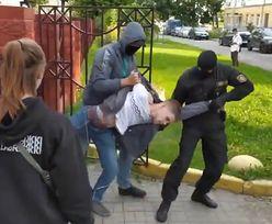 Powrót do szkoły na Białorusi. OMON siłą wyciągał uczniów