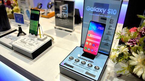 Samsung Galaxy S10: aktualizacja wprowadza nową funkcję aparatu