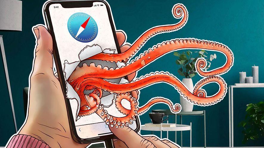iPhone przyciąga cyberprzestępców. Rośnie liczba ataków phishingowych