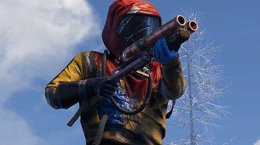 """Rust: gracze utracili postępy. To skutek pożaru serwerów OVH - Zwiastun gry """"Rust"""" w edycji na konsole"""