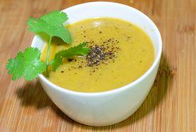Zupa serowa - z makaronem, z grzankami, z kluskami kładzionymi