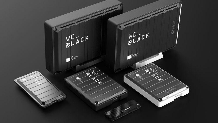 WD_Black - dyski dedykowane do instalowania gier (fot. materiały prasowe WD)