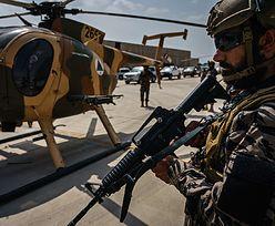 Talibowie wściekli na USA. Amerykanie zgrali im na nosie