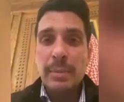 Brat króla Jordanii został aresztowany. Poważne oskarżenie