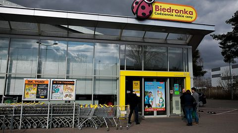 Jak pewna firma oszukuje klientów Biedronki