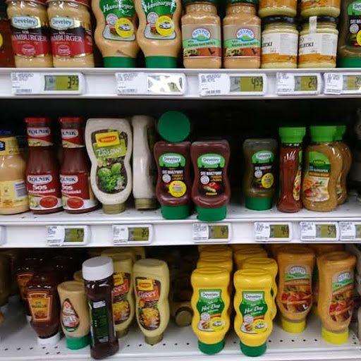 Różnorodność sosów do dań z rusztu