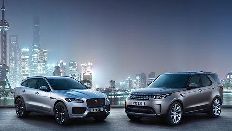 Jaguar i Land Rover z nawigacją Google: Android Auto i Apple CarPlay w brytyjskich samochodach