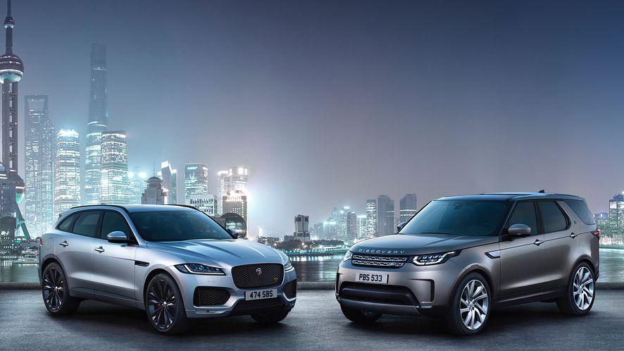 źródło: Jaguar Land Rover