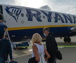 Kryzys Ryanaira. Nie zwróci pieniędzy za listopadowe loty
