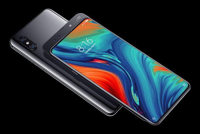 Xiaomi Mi MIX 3 5G.