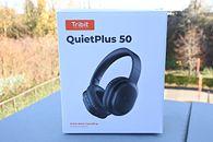 Małe kompaktowe słuchawki Tribit QuietPlus 50