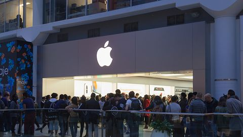 Apple ponownie otworzył wszystkie 42 sklepy w Chinach