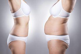 Oponka na brzuchu - u kobiet, dieta, ćwiczenia