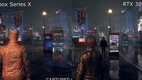 Watch Dogs Legion: porównał, jak gra wygląda na Xbox Series X i pececie z GeForce RTX 3080