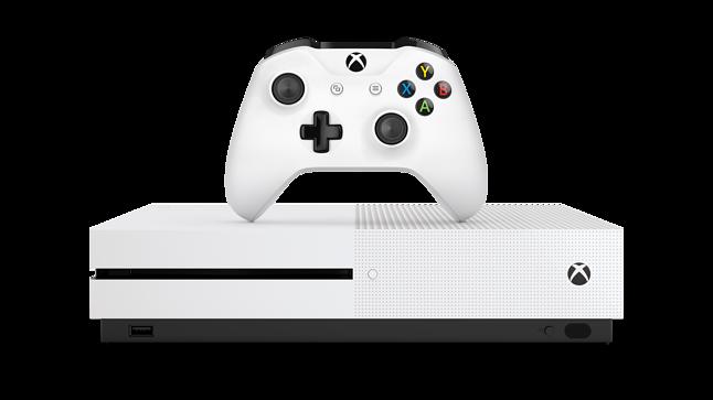 Microsoft Xbox One S: w Czarny Piątek w licznych promocjach.