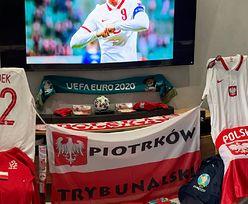 To się nazywa ołtarz kibica! Fani oddają serce reprezentacji Polski