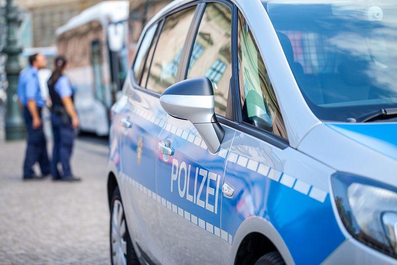 Polka upozorowała swoje porwanie. Niemiecka policja znalazła ją na spacerze z psem