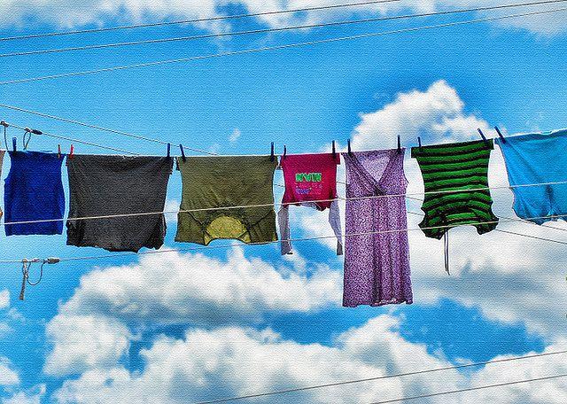 Środki zmiękczające do prania