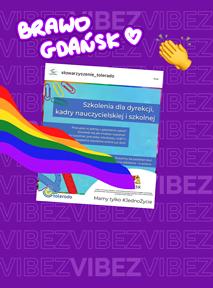 """Tolerado przeszkoli szkoły w temacie osób LGBTQ+, ale dla polityków to """"fanaberia"""""""