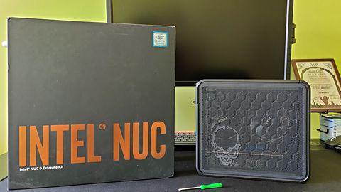 Kompaktowy, mini-PC dla wielbicieli minimalizmu? Owszem, Intel NUC!